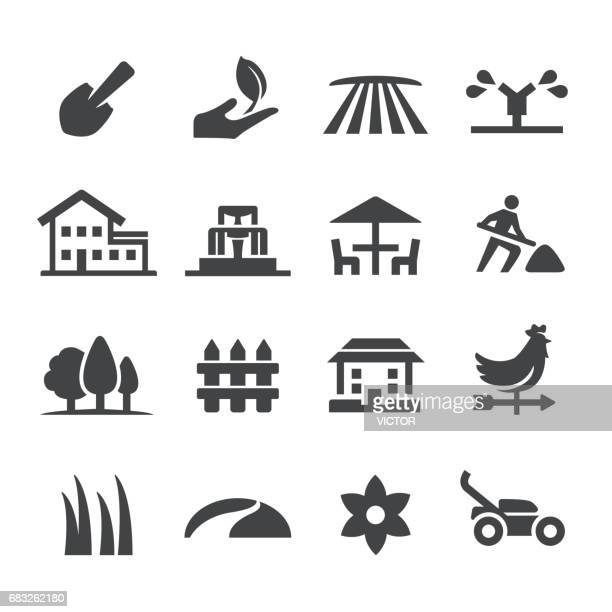 Landscaping Icons - Acme Series