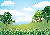 Landspace Green Nature