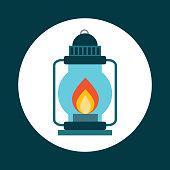lantern icon design