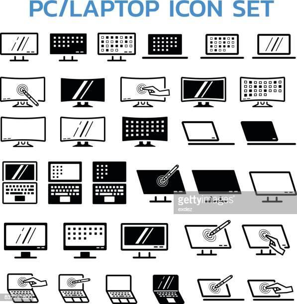 PC laptop display