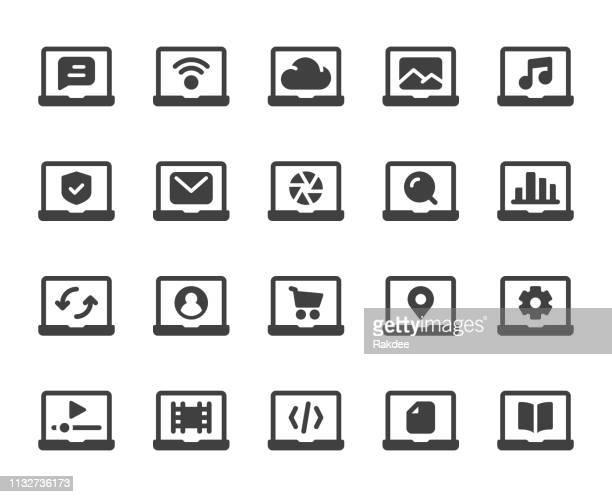Laptop - Icons