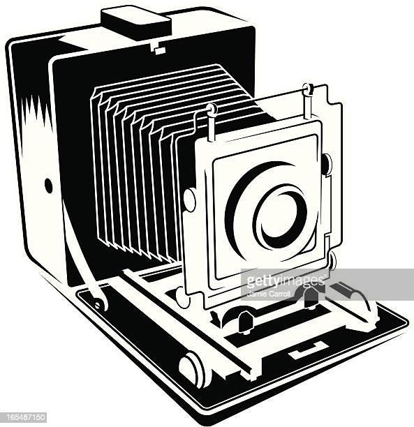 Large Format 4x5 camera