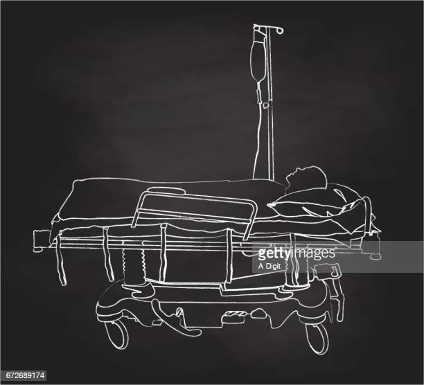 last breath hospital - blanket stock illustrations, clip art, cartoons, & icons