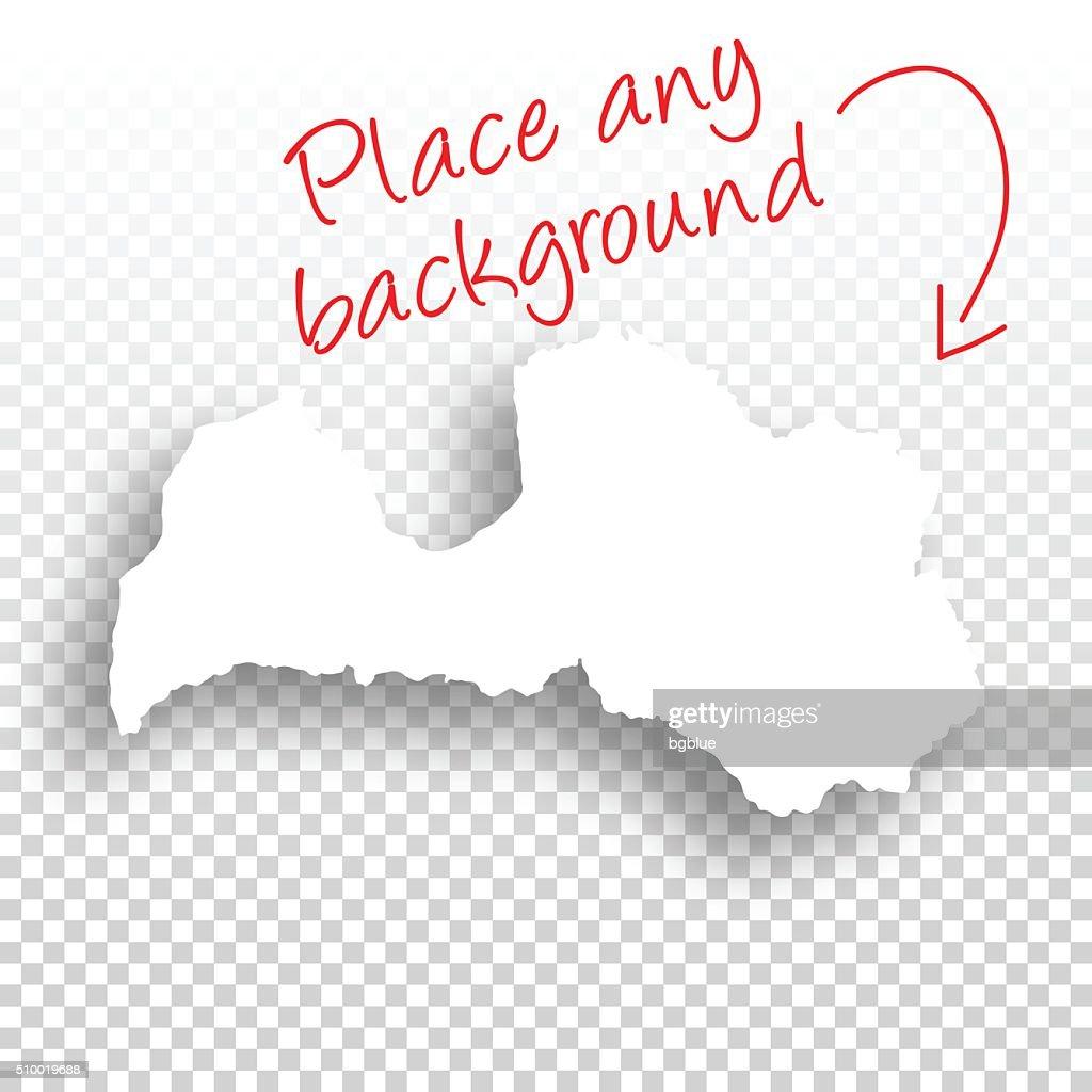 Latvia map for design blank background vector art getty images latvia map for design blank background vector art publicscrutiny Gallery