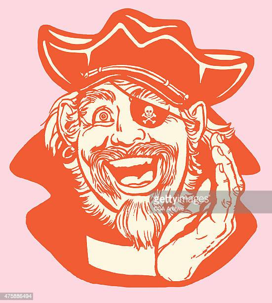 Laughing Pirate