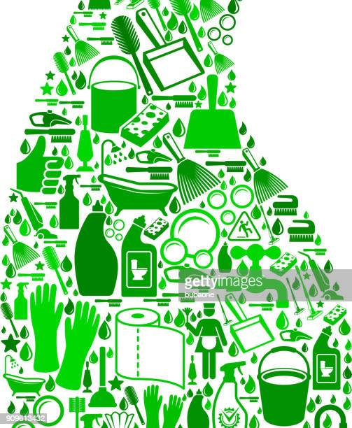 laundry detergetnt  cleaning background pattern - paper towel stock illustrations, clip art, cartoons, & icons