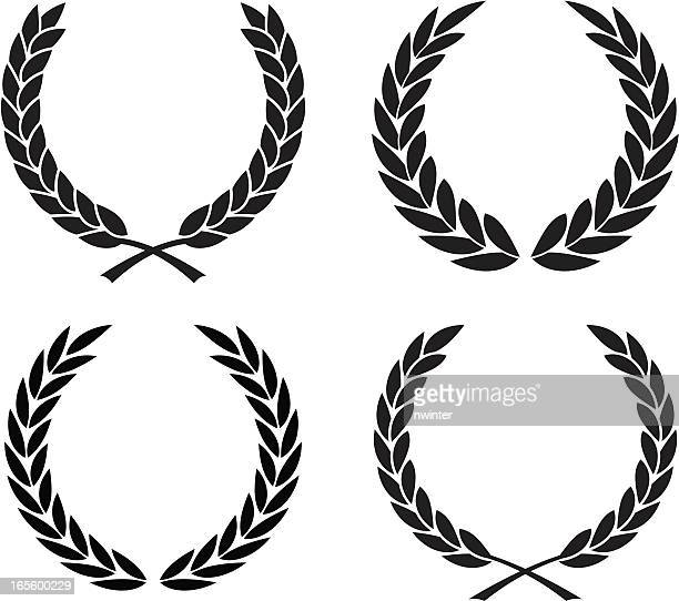 Laurel wreath assortment