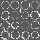Free Download Of Laurel Wreath Vector Graphics And Illustrations