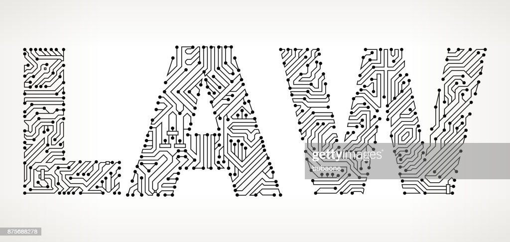 Law Circuit Board Vector Buttons Vector Art | Getty Images