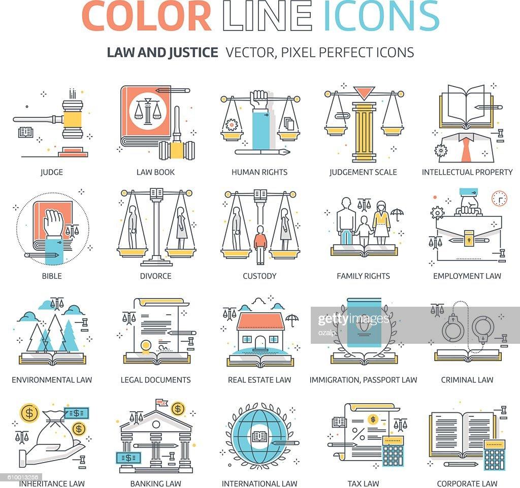 law illustrations