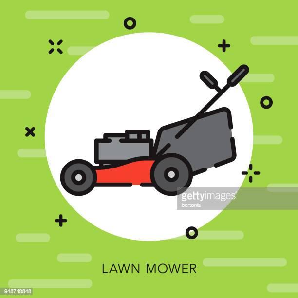 芝刈りオープン概要園芸アイコン