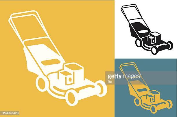 芝刈り機のシンボル