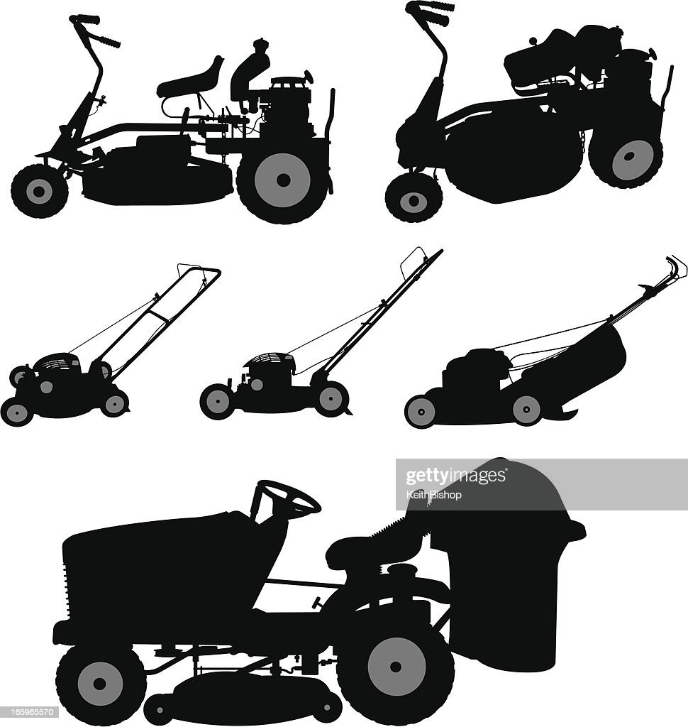 Lawn Mowers - Gardening Equipment