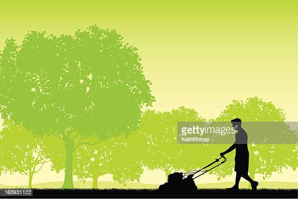 60 Top Lawn Mower Stock Illustrations Clip Art Cartoons
