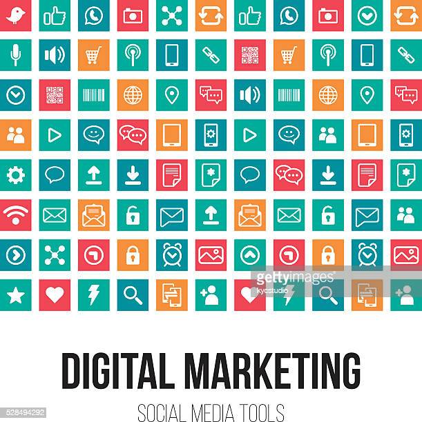 Layout Digital Marketing