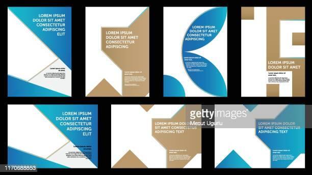 ilustraciones, imágenes clip art, dibujos animados e iconos de stock de diseño de plantilla de póster de diseño - doble exposicion negocios