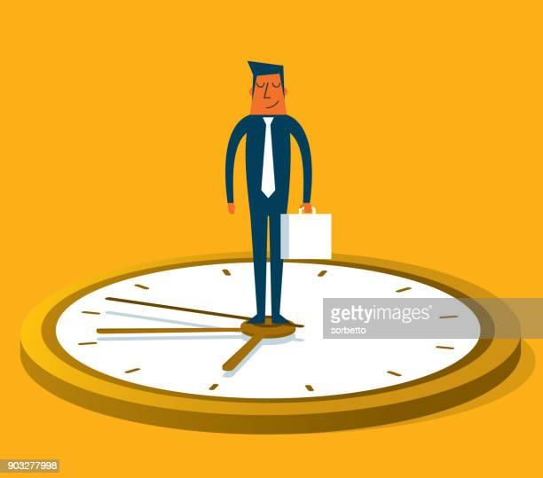 Leader on Time