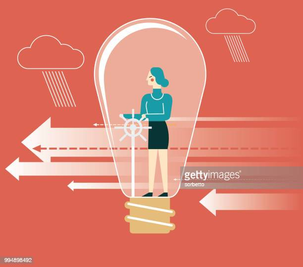 Leadership - Businesswoman
