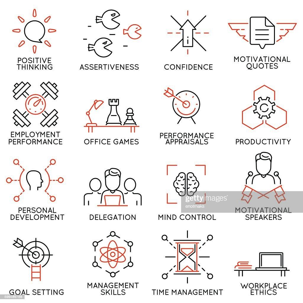 Leadership, career progress and personal training - part 7