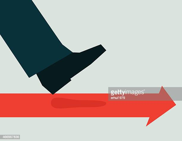 leadership - stepping stock illustrations, clip art, cartoons, & icons