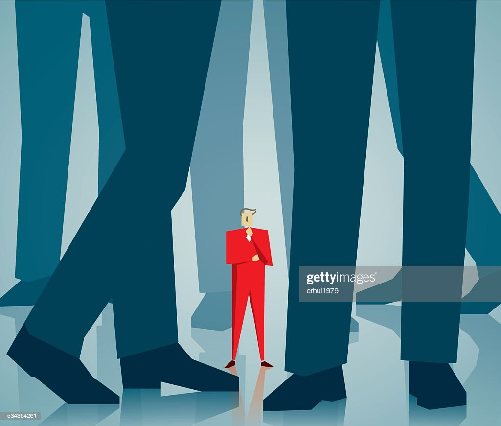 Leadership : stock illustration