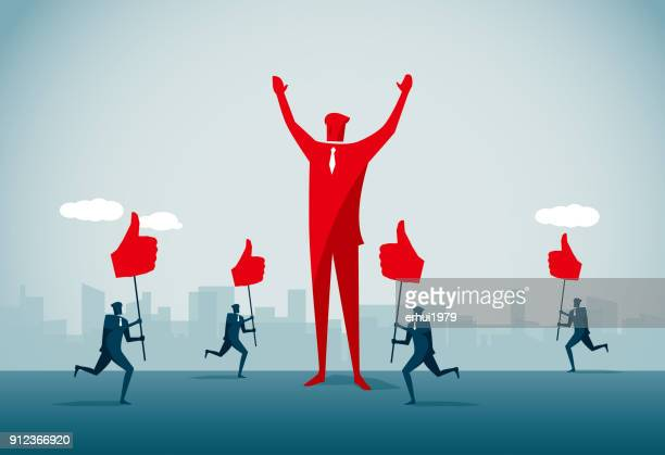 leadership - leadership stock illustrations