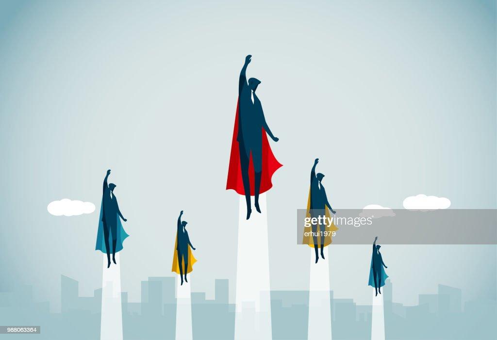 leadership : Illustrazione stock