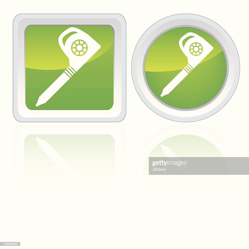 Leaf Blower Icons