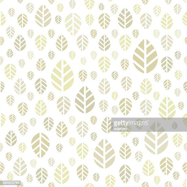 leaf seamless background