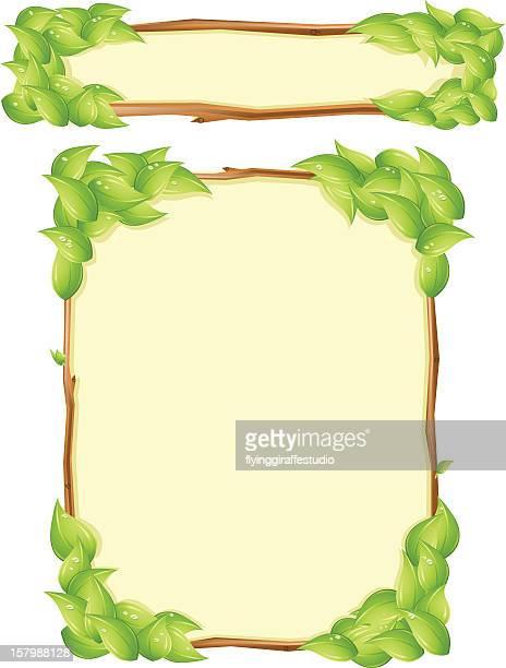 Leafy Frames