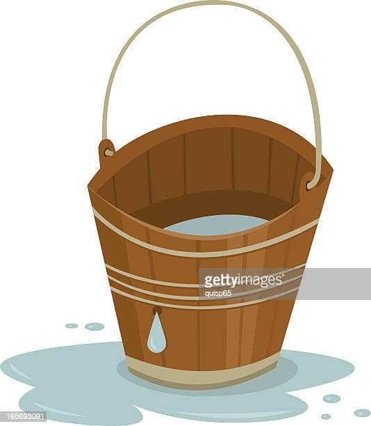 Tropfender Bucket