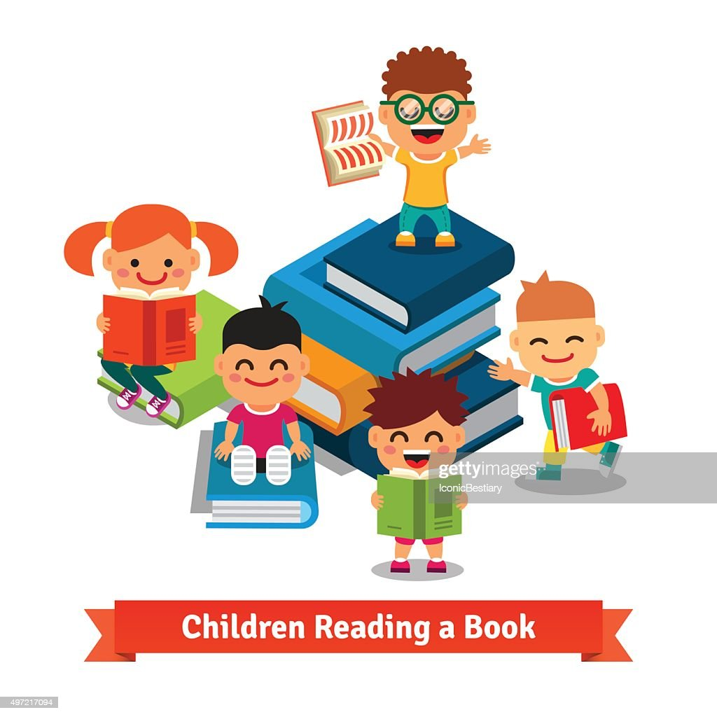 Learning children and education concept
