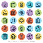 Learning Minimal Icons