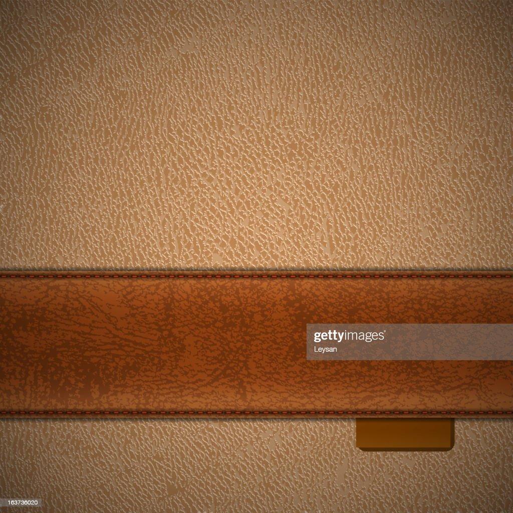 Leather backgroud