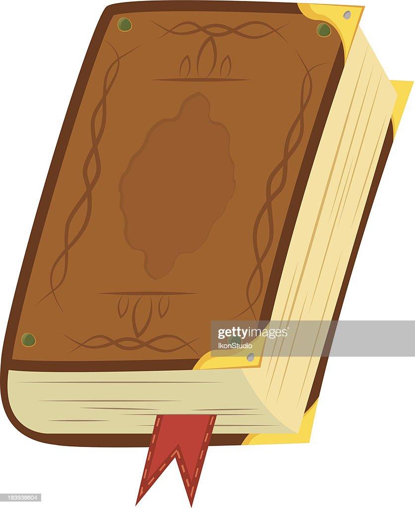 Leather Magic Book