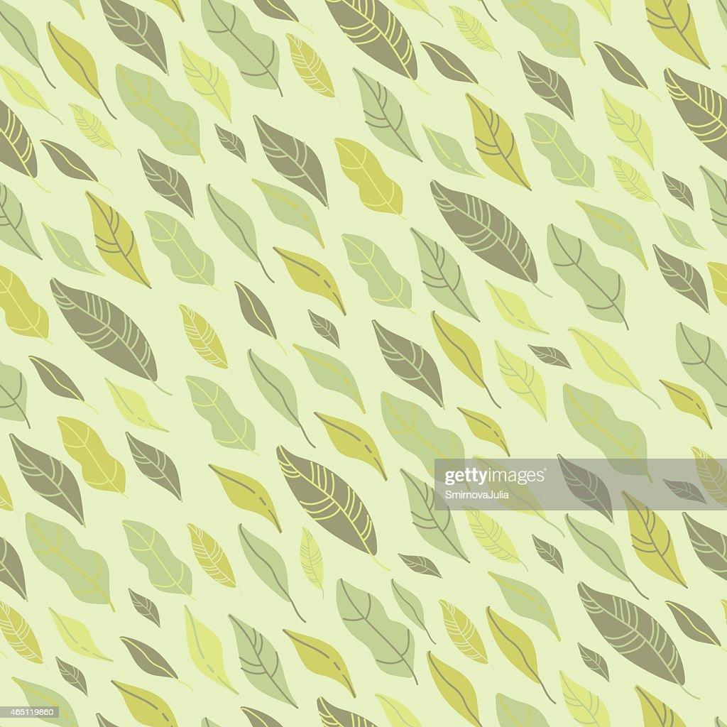 Leaves flow