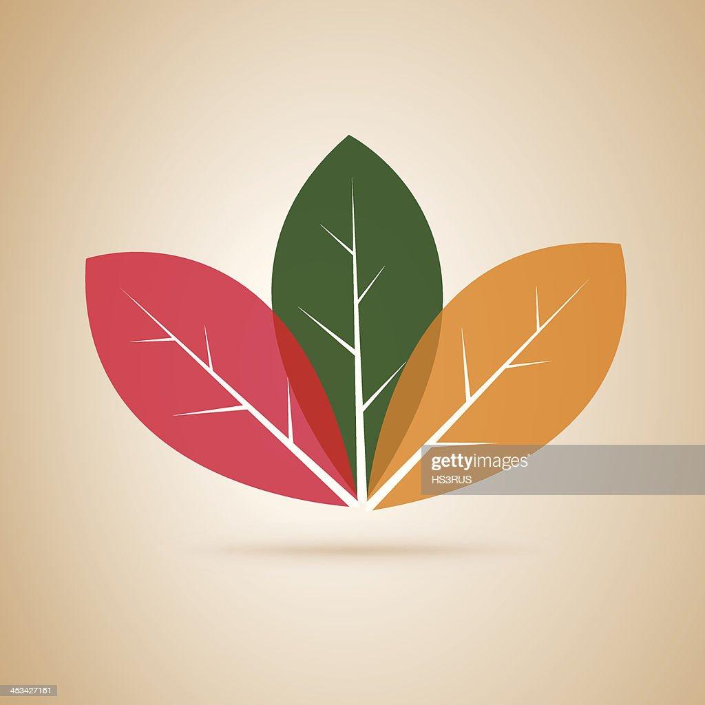 Leaves Logo