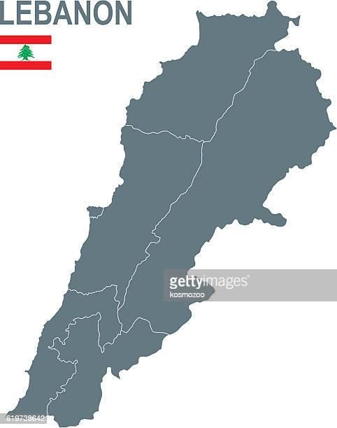 lebanon - lebanon stock illustrations