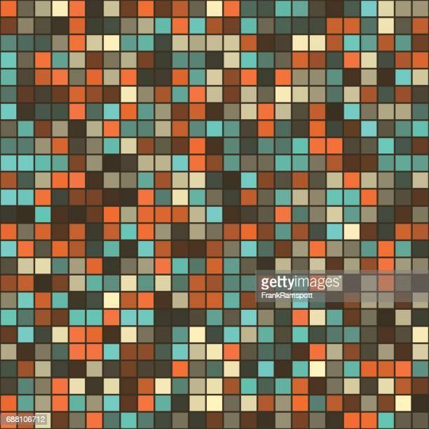 lemans square vector art pattern - frankramspott stock illustrations