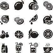 Lemon icons