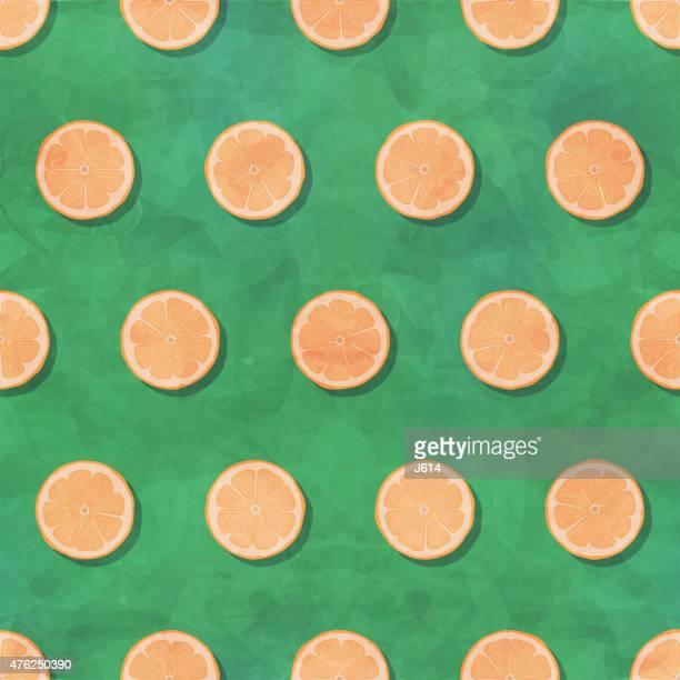 lemon slice seamless pattern - fruit juice stock illustrations, clip art, cartoons, & icons