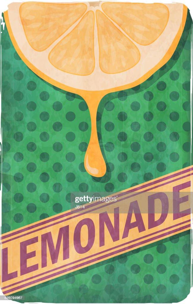 Lemonade : stock illustration
