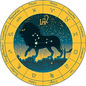 leo with the signs of the zodiac
