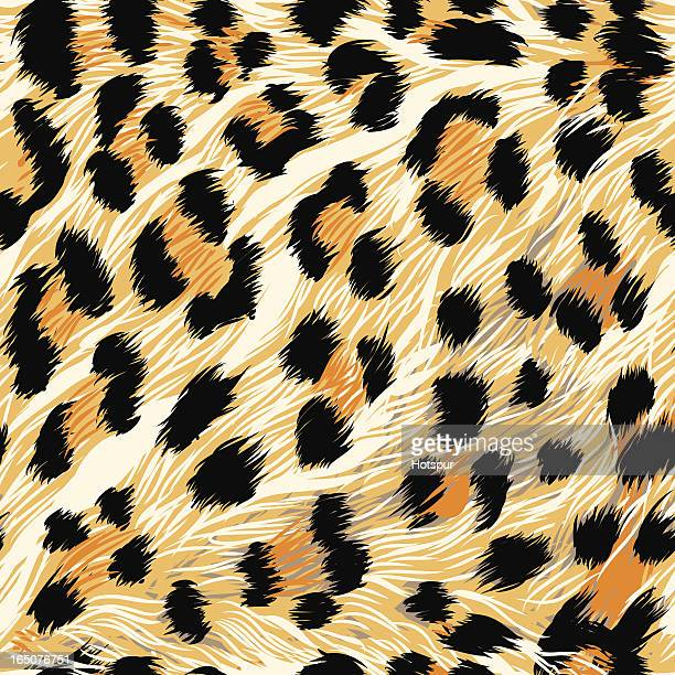 Leopard Fur (seamless tile)