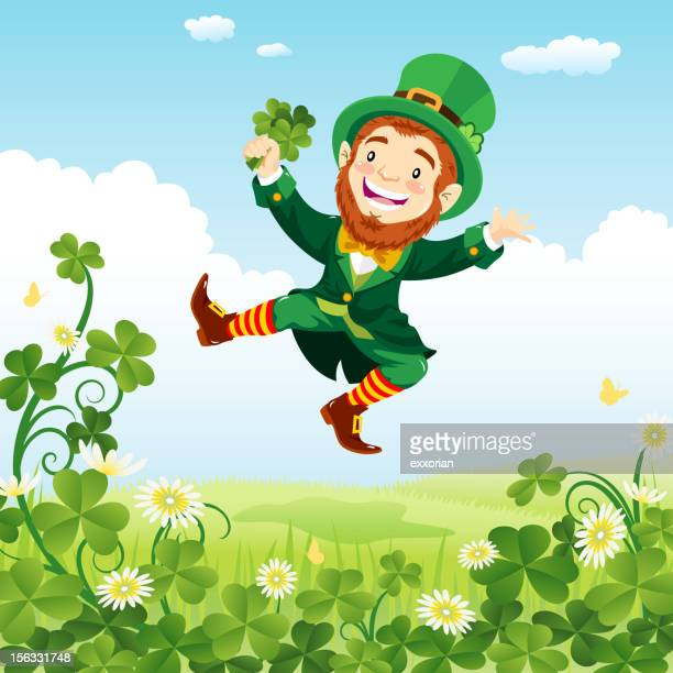 Leprechaun Daning on Clover Glade