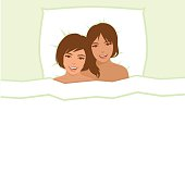 lesbian couple,