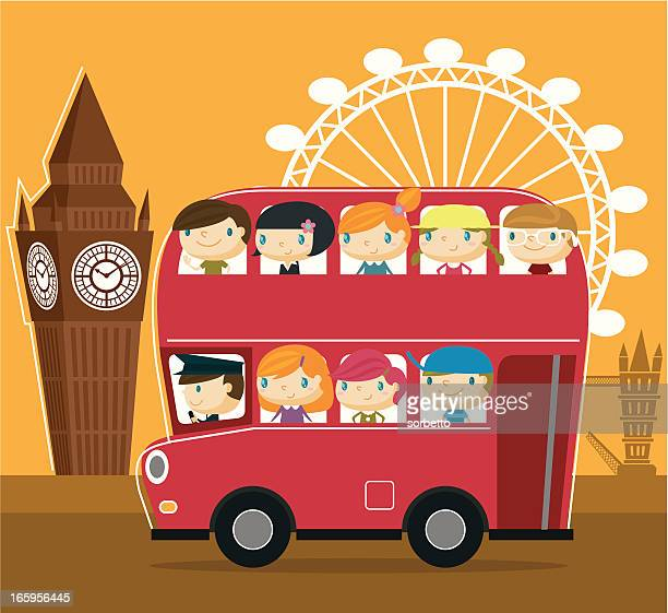 Allez à Londres