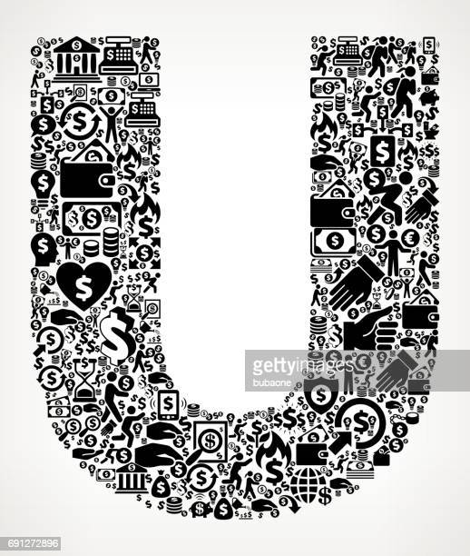 Letter U Stock Illustrations And Cartoons
