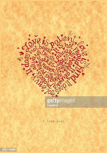 love letter - paperboard stock illustrations