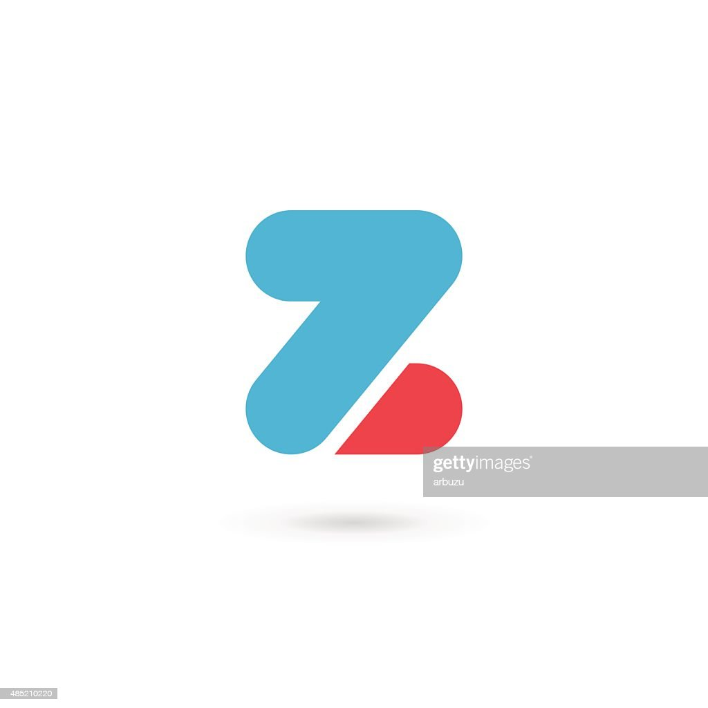 Letter Z Icon Design Template Elements Vector Art | Getty Images